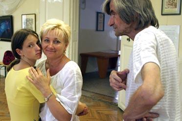 Hármas barátság: Niki, Edit és Árpád