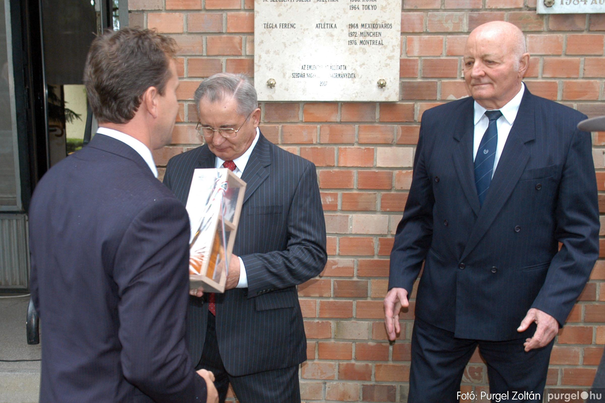 2007.09.08. 026 Elszármazottak találkozója 2007. – Fotó:PU