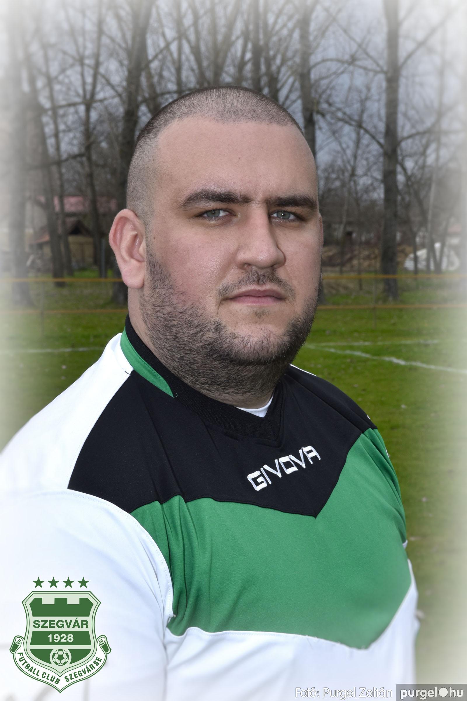 2021.04.03. 004 FC Szegvár portrék – Bereczki Bence – Fotó: