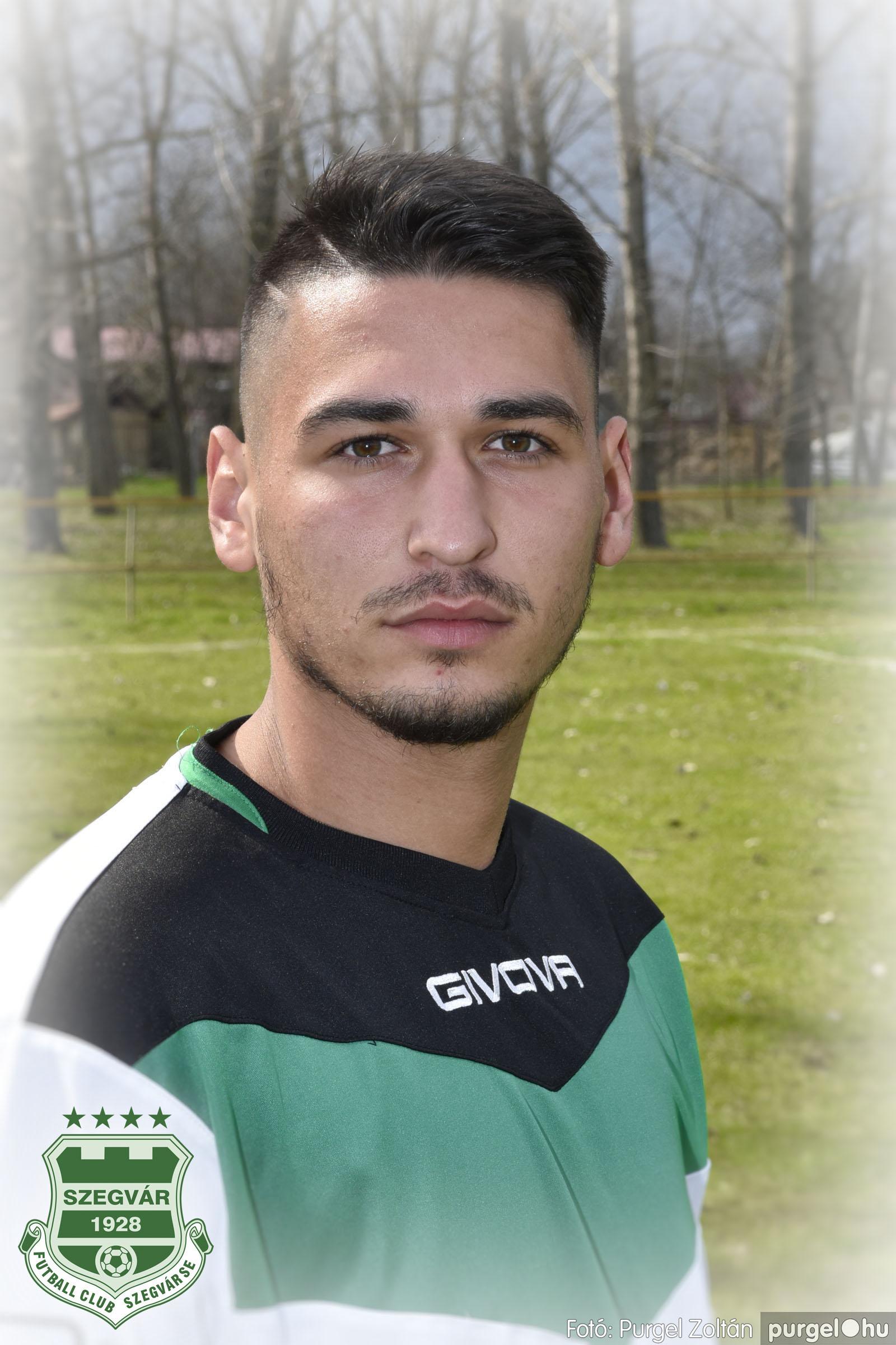 2021.04.03. 006 FC Szegvár portrék – Bihari Dániel – Fotó: