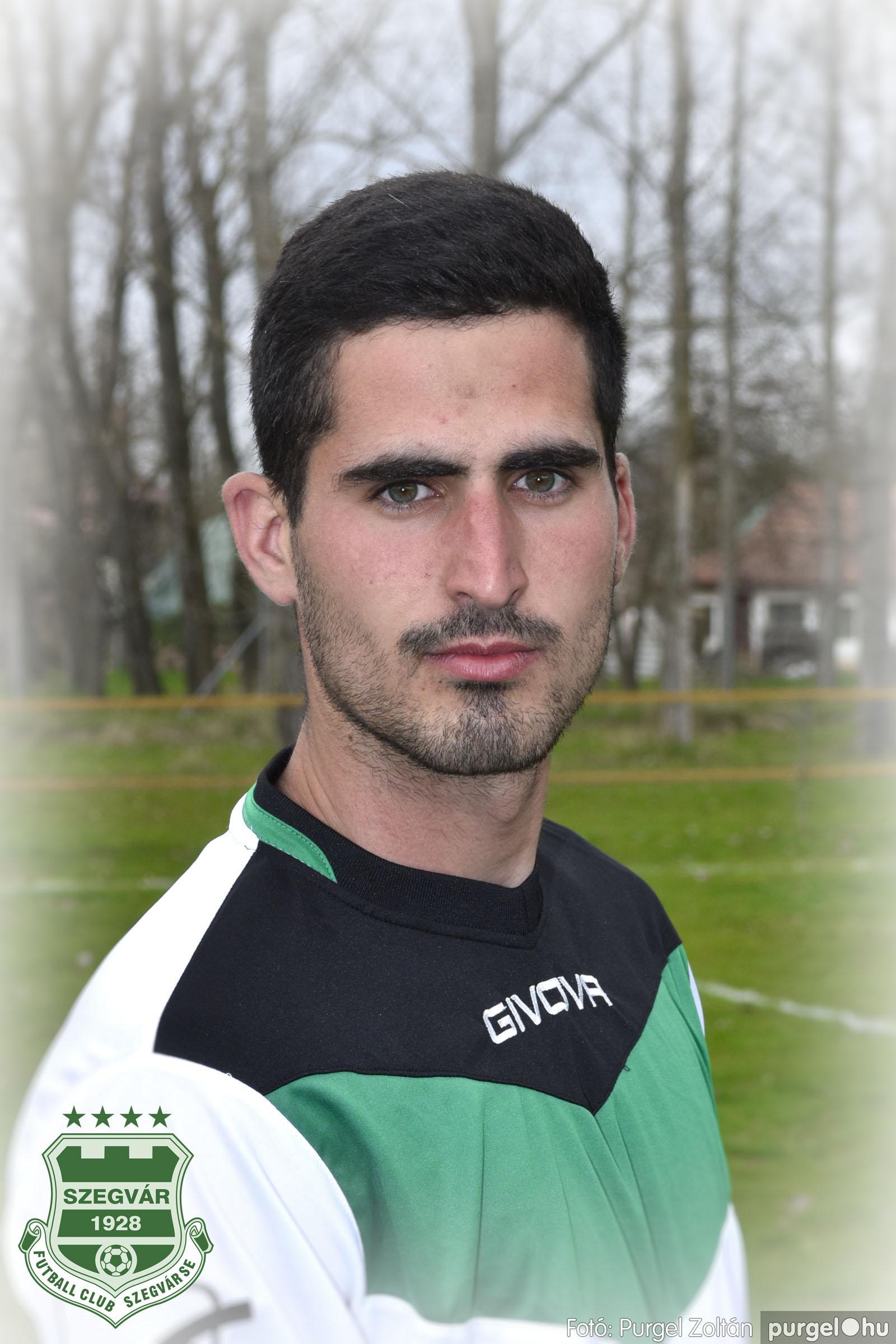 2021.04.03. 017 FC Szegvár portrék – Kelemen Dávid – Fotó:
